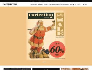 corlection.com screenshot