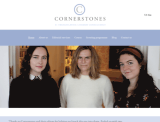 cornerstones.co.uk screenshot