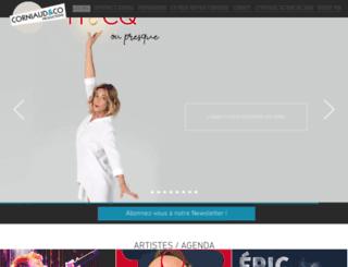 corniaudandco.com screenshot