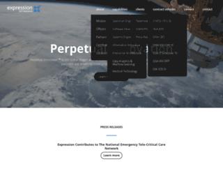 corp.expr.net screenshot