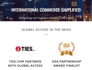 corporate.accessts.com screenshot