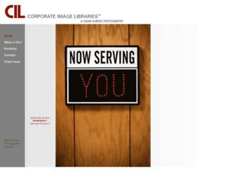 corporateimagelibraries.com screenshot