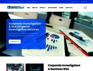 corporateinvestigators.com screenshot