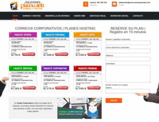 correos-corporativos.com screenshot
