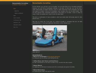 corvettes.nl screenshot