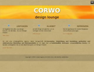 corwo.com screenshot