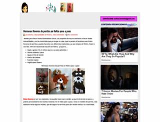 cosascositasycosotasconmesh.blogspot.com screenshot