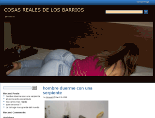 cosasrealesdebarrios.com screenshot