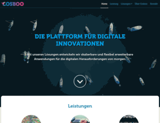 cosboo.com screenshot