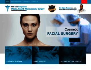 cosmetichandindia.com screenshot