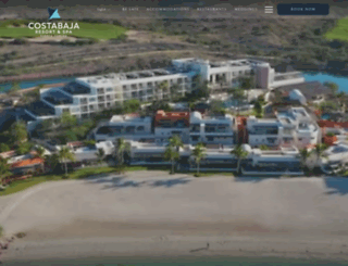 costabajaresort.com screenshot