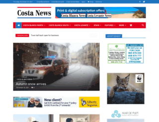 costablanca-news.com screenshot