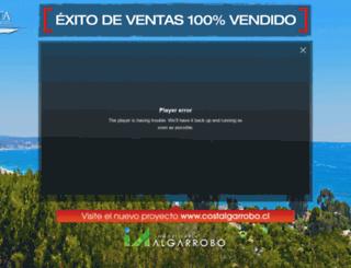 costalgarrobonorte.cl screenshot