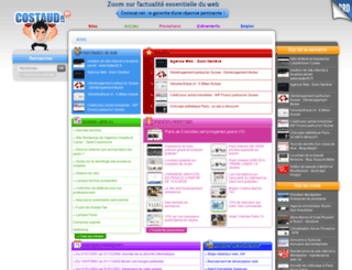 costaud.net screenshot