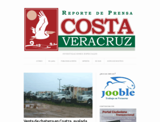 costaveracruz.net screenshot