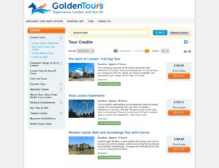 costcotravel.gttix.com screenshot