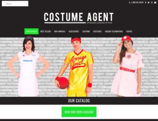costumeagent.com screenshot
