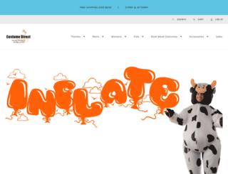 costumedirect.com.au screenshot