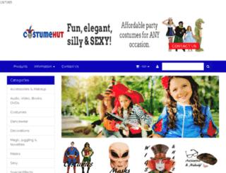 costumehut.com.au screenshot