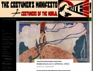 costumes.org screenshot