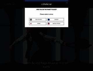 coteetciel.com screenshot