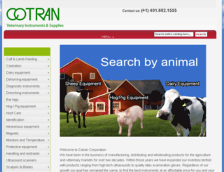cotrancorp.com screenshot