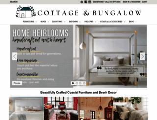 cottageandbungalow.com screenshot