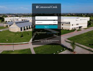 cottonwood.tpsdb.com screenshot