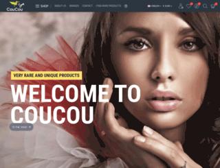 coucoushop.com screenshot