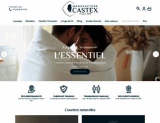 couette-castex.com screenshot