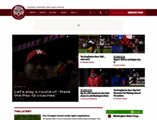cougcenter.com screenshot