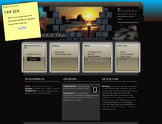 counciloftime.com screenshot