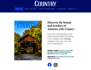 country-magazine.com screenshot