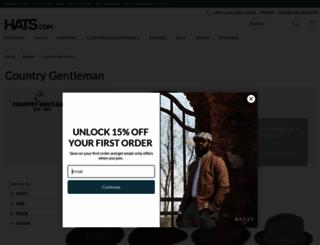 countrygentleman.com screenshot