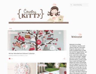 countrykittyland.com screenshot