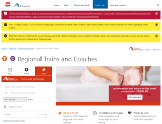 countrylink.info screenshot