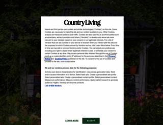 countryliving.co.uk screenshot