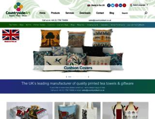 countrysideart.co.uk screenshot