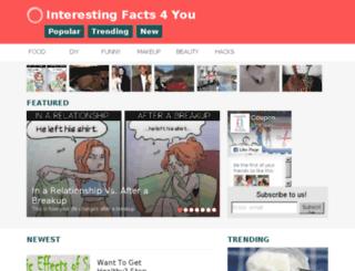 couponing4u.com screenshot