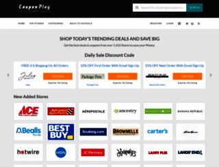couponplay.com screenshot