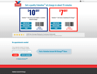coupons.vioc.com screenshot