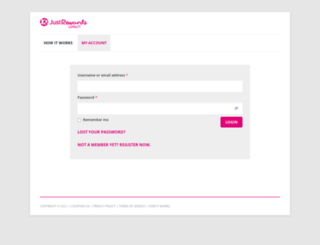 couponssa.co.za screenshot