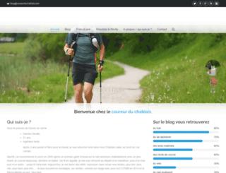 coureurduchablais.com screenshot