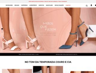 couroecia.com.br screenshot
