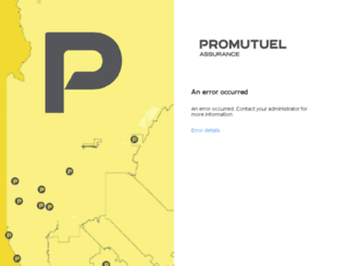 courriel.promutuel.ca screenshot