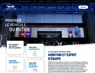 course-en-cours.com screenshot