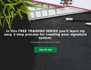 coursedesignmasterclass.com screenshot