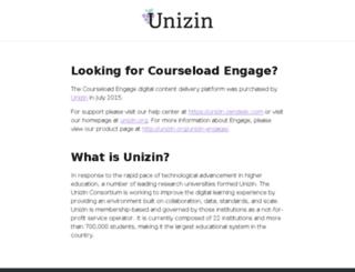 courseload.com screenshot