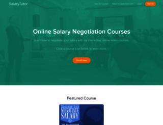 courses.salarytutor.com screenshot