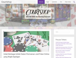 courtshop.com screenshot